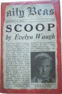 Scoop by Evelyn Waugh (1938)