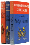 Sword of Honour trilogy by Evelyn Waugh (1952, 1955 & 1961)