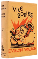 Vile Bodies by Evelyn Waugh (1930)