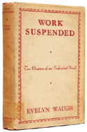 Work Suspended by Evelyn Waugh
