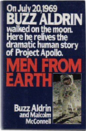 Men from Earth by Buzz Aldrin