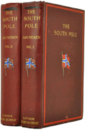 The South Pole by Roald Amundsen
