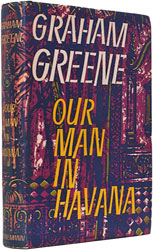 Our Man in Havana by Graham Greene
