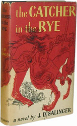 A catcher in the rye book