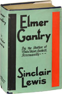 Elmer Gantry by Sinclair Lewis