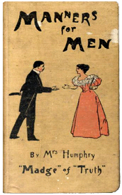 Manners for Men by Mrs Humphry (1898)