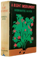 A Blunt Instrument by Georgette Heyer