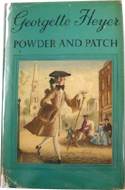 Powder and Patch / The Transformation of Phillip Jettan by Georgette Heyer