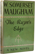 The Razor�s Edge by Somerset Maugham