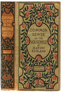Common Sense in the Household - Marion Harland (1917)