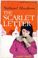 growing up in the scarlet letter by nathaniel hawthorne The scarlet letter (nathaniel hawthorne) at booksamillioncom a stark and allegorical tale of adultery, guilt, and social repression in puritan new england, the.