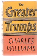 The Greater Trumps by Charles Williams