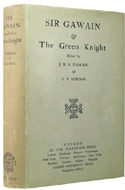 Sir Gawain and the Green Night edited by J.R.R. Tolkien