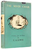 The Silver Chair CS Lewis