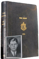 The Brief (JFK's Yearbook from Choate School)