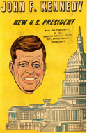 JFK Comic Book
