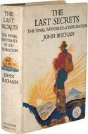 The Last Secrets: The Final Mysteries of Exploration (1923)