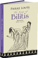 The Songs of Bilitis by Pierre Louÿs
