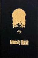 The Modesty Blaise Companion by Lawrence Blackmore
