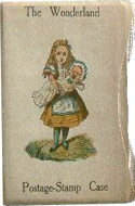 The Wonderland Postage Stamp Case and Eight or Nine Wise Words About Letter Writing by Lewis Carroll