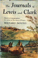 The Journals of Lewis and Clark by Bernard DeVoto