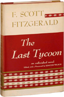 The Last Tycoon by F Scott Fitzgerald