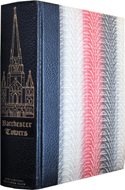 Barchester Towers by Anthony Trollope & illustrated by Fritz Kredel