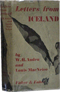 Letters from Iceland by W. H. Auden & Louis MacNeice