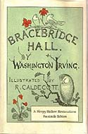 Bracebridge Hall by Washington Irving