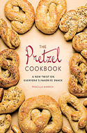 The Pretzel Cookbook by Priscilla Warren