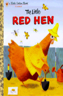 The Little Red Hen illustrated by Rudolf Freund (1942)