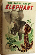 The Saggy Baggy Elephant by K & B Jackson