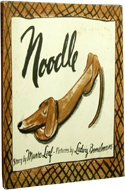 Noodle by Munro Leaf, illustrated by Ludwig Bemelmans (1937)