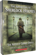 The Adventures of Sherlock Holmes by Sir Conan Arthur Doyle
