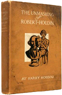 The Unmasking of Robert Houdin by Harry Houdini