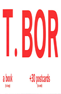 T.Bor A Book (To Keep) +30 Postcards (To Send) by Maira Kalman