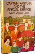Captain Pantoja and the Special Service by Mario Vargas Llosa