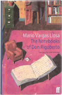 The Notebooks of Don Rigoberto by Mario Vargas Llosa