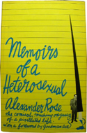 Memoirs of a Heterosexual by Alexander Rose (1967)