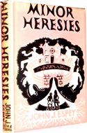 Minor Heresies by John Espey (1945)