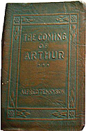 The Coming of Arthur by Lord Alfred Tennyson