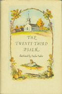 The Twenty Third Psalm by Tasha Tudor