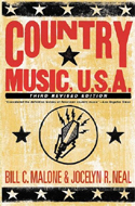 Country Music, U.S.A. by Bill C. Malone