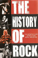 The History of Rock - Edited by Parragon Books