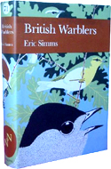 British Larks, Pipits & Wagtails by Eric Simms