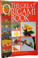 The Great Origami Book by Zülal Aytüre-Scheele