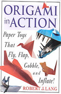 Origami in Action by Robert J. Lang