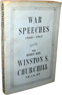 War Speeches 1940-1945 (1946)