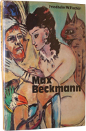 Max Beckmann by Friedhelm W. Fischer