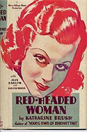Red-Headed Woman by Katharine Brush (1931)